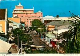 BAHAMAS      NASSAU  BAY STREET - Bahamas