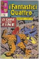 3 FANTASTICI QUATTRO - EDITORIALE  CORNO  - N.38 ++(150912) - Super Eroi