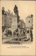 39 - LONS-LE-SAUNIER - Statue - Marché - Lons Le Saunier
