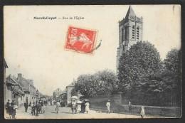 MARCHELEPOT Rue De L'Eglise (Vve Beaufils) Somme (80) - France