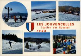 39 - LES ROUSSES - LES JOUVENCELLES - Station De Ski - France