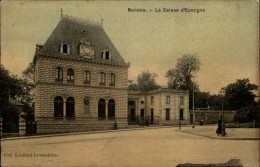 BANQUES - RENNES - Caisse D'épargne - Banques