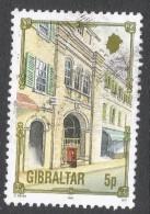 Gibraltar. 1993 Architectural Heritage. 5p Used. SG 699 - Gibraltar