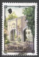 Gibraltar. 1993 Architectural Heritage. 25p Used. SG 703 - Gibraltar