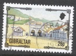 Gibraltar. 1993 Architectural Heritage. 26p Used. SG 704 - Gibraltar