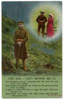 BAMFORTH : THE GIRL I LEFT BEHIND ME (1) - Patriotic