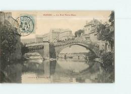 MENDE - Pont Notre Dame -  2 Scans - Mende