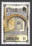 Gibraltar. 1993 Architectural Heritage. £1 Used. SG 706 - Gibraltar