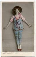 ACTRESS : MISS GABRIELLE RAY / POSTMARK - LONDON W.C. DUPLEX - Entertainers