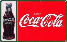 Enjoy Coca-Cola Telecard - Coca-Cola