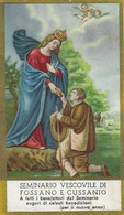 SEMINARIO VESCOVILE Di  Fossano - ANNO 1955   (180111) - Calendari