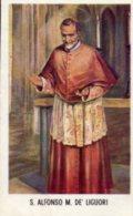 Santino SANT'ALFONSO M. DE' LIGUORI - OTTIMO M89 - Religione & Esoterismo