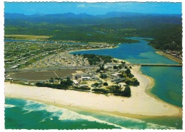 RB 1107 - Australia Postcard - Burleigh Heads - Palm Beach Queensland - Australie