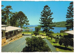RB 1107 - 1974 Australia Postcard - Motel Gosford - Pacific Highway - New South Wales NSW - Australie