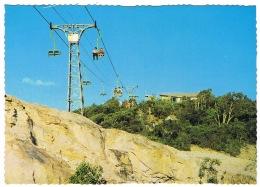 RB 1107 - Australia Postcard - Chairlift At Nobby's - Mermaid Beach - Queensland - Australie