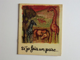 Eulàlia Valera I Antoni Nadal: Si Jo Feia Un Parc. (infantil La Galera Desplega Vela) - Junior