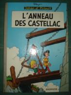 JOHAN Et PIRLOUIT 11 : L'Anneau Des Castellac //Peyo - 2ème édition  Dupuis 1965 - Bon état + - Johan Et Pirlouit