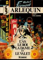 Van Hamme & Dany  L'as,le Roi,la Dame Et Le Valet - Dany