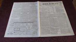 CORNEBARRIEU - LE LOUP-GAROU / LA MALEBÊTE DU BOIS DE CORNEBARRIEU ( SUITE ) - 1845 ( JOURNAL DE TOULOUSE ) - Journaux - Quotidiens
