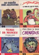 Lot De 4 16/22 Dargaud - F'Murr - Fred - Alexis - Gotlib - Books, Magazines, Comics