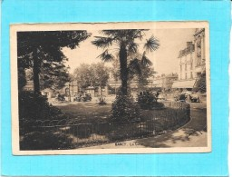 NANCY - 54 -    Une Vue De La Gare    - ENCH0616 - - Nancy