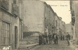 Servian Grande Rue - France