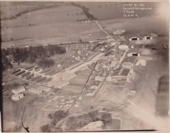 Photo Aérienne Terrain Aviation Ternhill (1914-1918, Avion, Aviation) - Guerre, Militaire
