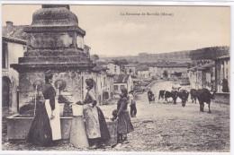 Meuse - La Fontaine De Marville - Frankreich