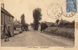 DPT 58 EPIRY Vue Générale - Autres Communes