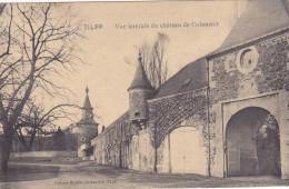 Tilff - Vue Latérale Du Château De Colonster (Roisin-Deflandre) - Esneux