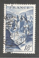 Perforé/perfin/lochung France No 805 CNE  Comptoir National D'Escompte (310) - Francia