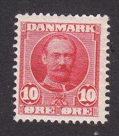 Denmark, Scott #73, Mint Never Hinged, King Frederick VIII, Issued 1907