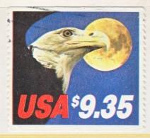 US  1909   (o)   EAGLE  MOON - United States