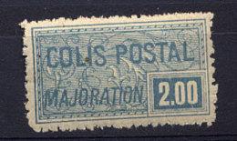 France  -  Colis Postaux :  Yv   79   *   Ex 2 - Colis Postaux