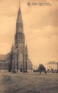 Duffel     Kerk En Pastorij       A 1910 - Duffel