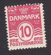 Denmark, Scott #62, Mint Never Hinged, Number, Issued 1905