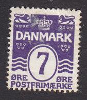 Denmark, Scott #92, Mint Hinged, Number, Issued 1913 - 1913-47 (Christian X)