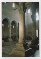 Figurina Adesiva Panini Patrimonio Unesco In Italia N. 32: Navata Centrale Della Basilica Di Aquileia (Udine) L - Panini