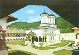 CPM - Manastirea Hurez (Sec. XVII) - Roumanie
