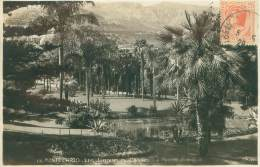 MONTE-CARLO - Les Jardins Du Casino - Monte-Carlo