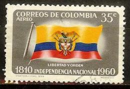 COLOMBIA 1960.07.20 [995-4] Sesquicentenario De La Independencia - Used - Colombia