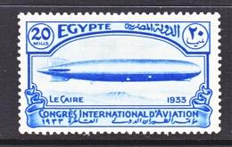 EGYPT  176  *  ZEPPELIN - Égypte