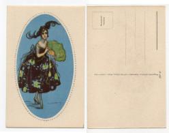 ZANDRINO ADELINA Cartolina /postcard #22-3 - Zandrino