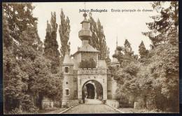 JEHAY-BODEGNEE - Château - Entrée Principale - Circulé - Circulated - Gelaufen - 1937. - Amay