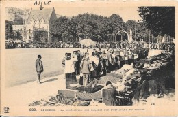 LOURDES - 65 - La Bénédiction Des Malades Sur L'Esplanade Du Rosaire - ENCH0616 - - Lourdes