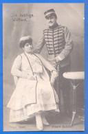 Fantaisie; Paar; Couple; Die Lustige Witwe; Albert Kutzner Und Conti; 1908 - Oper