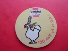 Magnet St Michel Poule - Reklame
