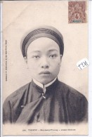 TONKIN---PHU-LANG-THUONG-- JEUNE HOMME - Cartes Postales