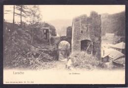 Old Post Card Of Le Chateau,Laroche-Saint-Cydroine, Burgundy, France,J37. - Bourgogne