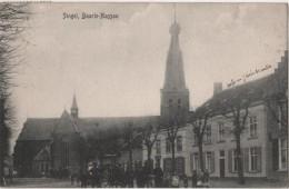 BELGIUM Baarle - Hertog - Nassau : Singel - Sterrenstempel Relais Charron - Baarle-Hertog